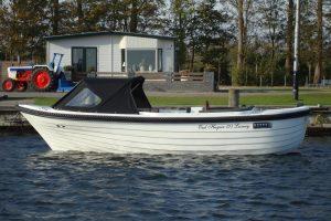 Oud Huijzer 575 van Schroder Watersport bij Huureensloep